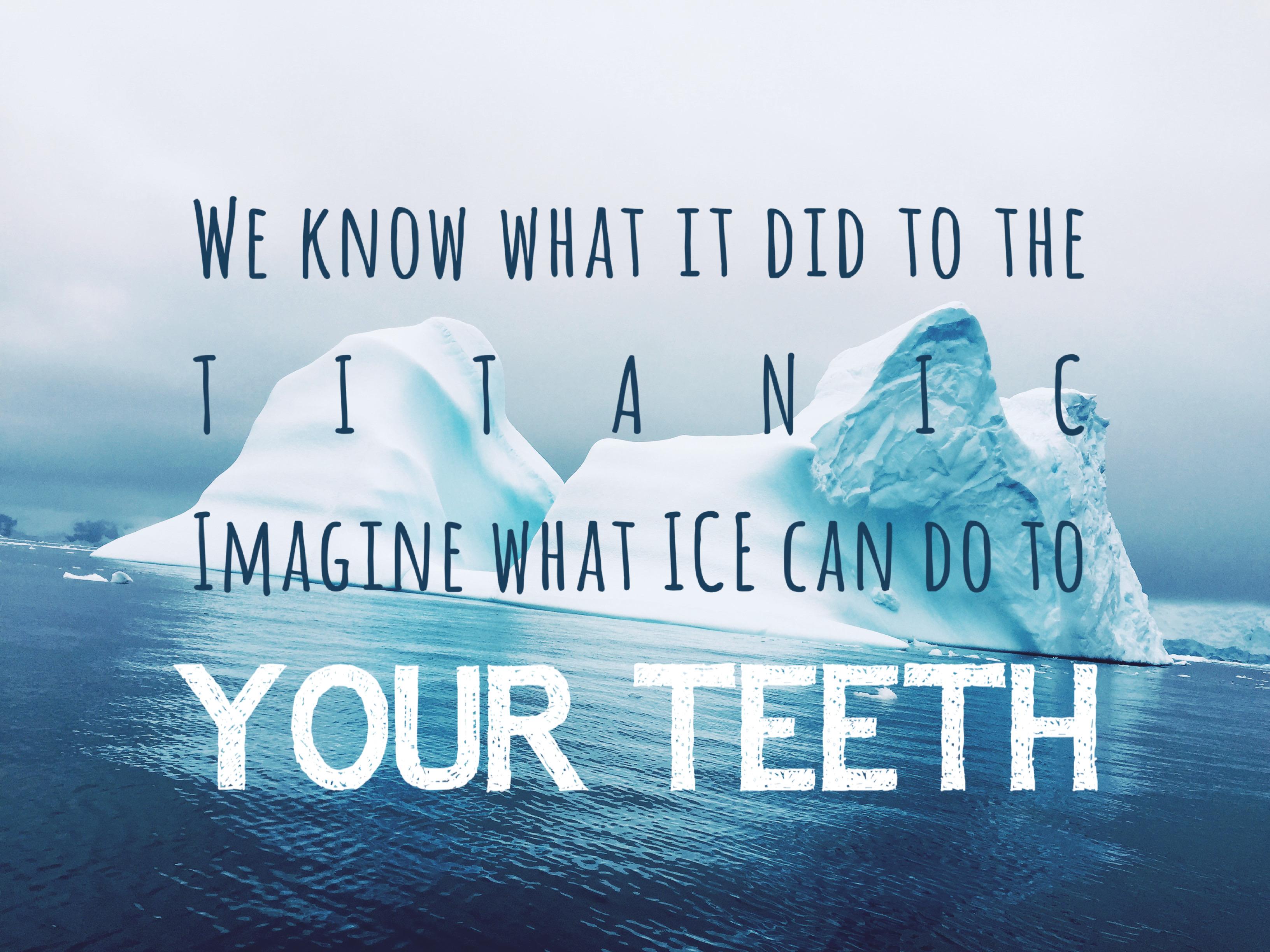 Titanic/Ice